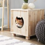 How to create an interesting DIY cat tree