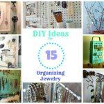 Importance of DIY jewelry organizers