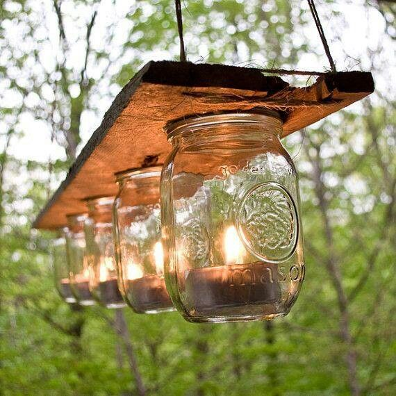 Best Ideas for DIY outdoor lights