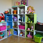 Some easy DIY toy storage Solutions