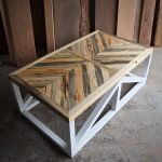 Steps involved in building a DIY coffee table