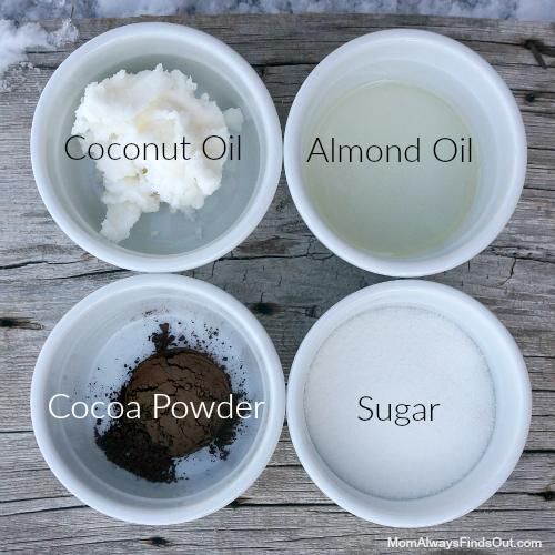 Homemade recipes for DIY Lip Scrub